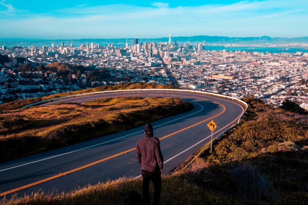 Scenic drive near San Francisco - Spark Experiences